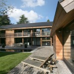 knutsford house, cheshire