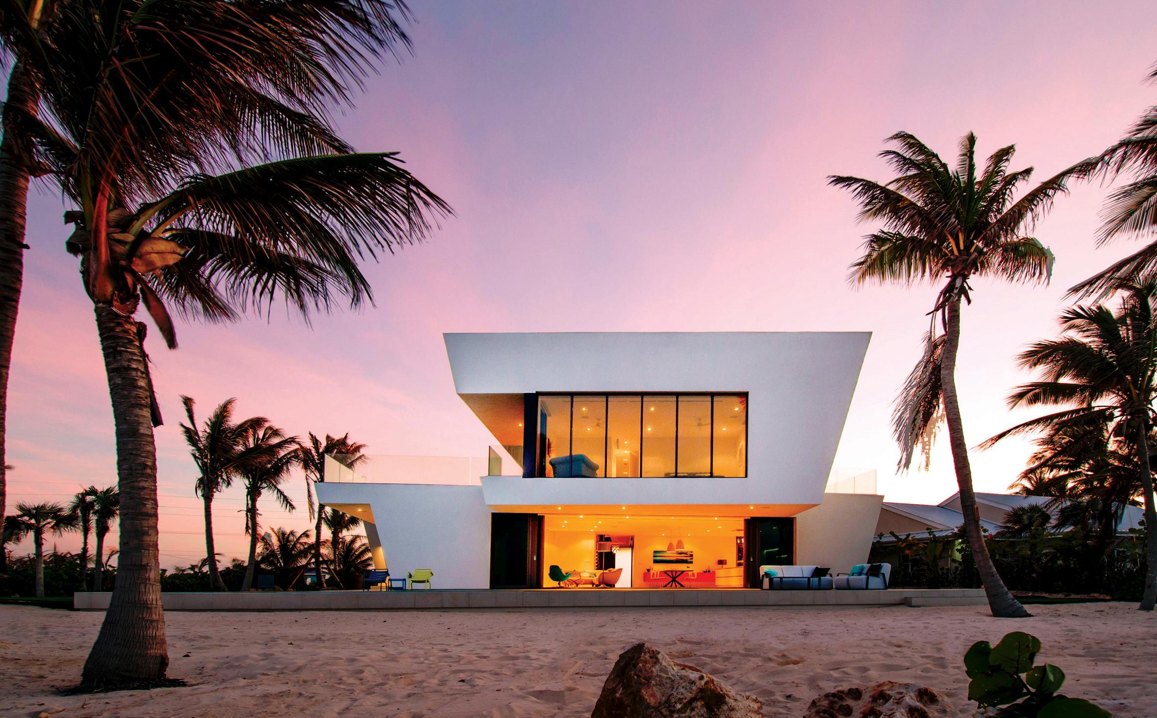 rum point house cayman island Nicolas Tye Architects