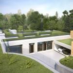 Hadley Wood, north london – adjacent green belt