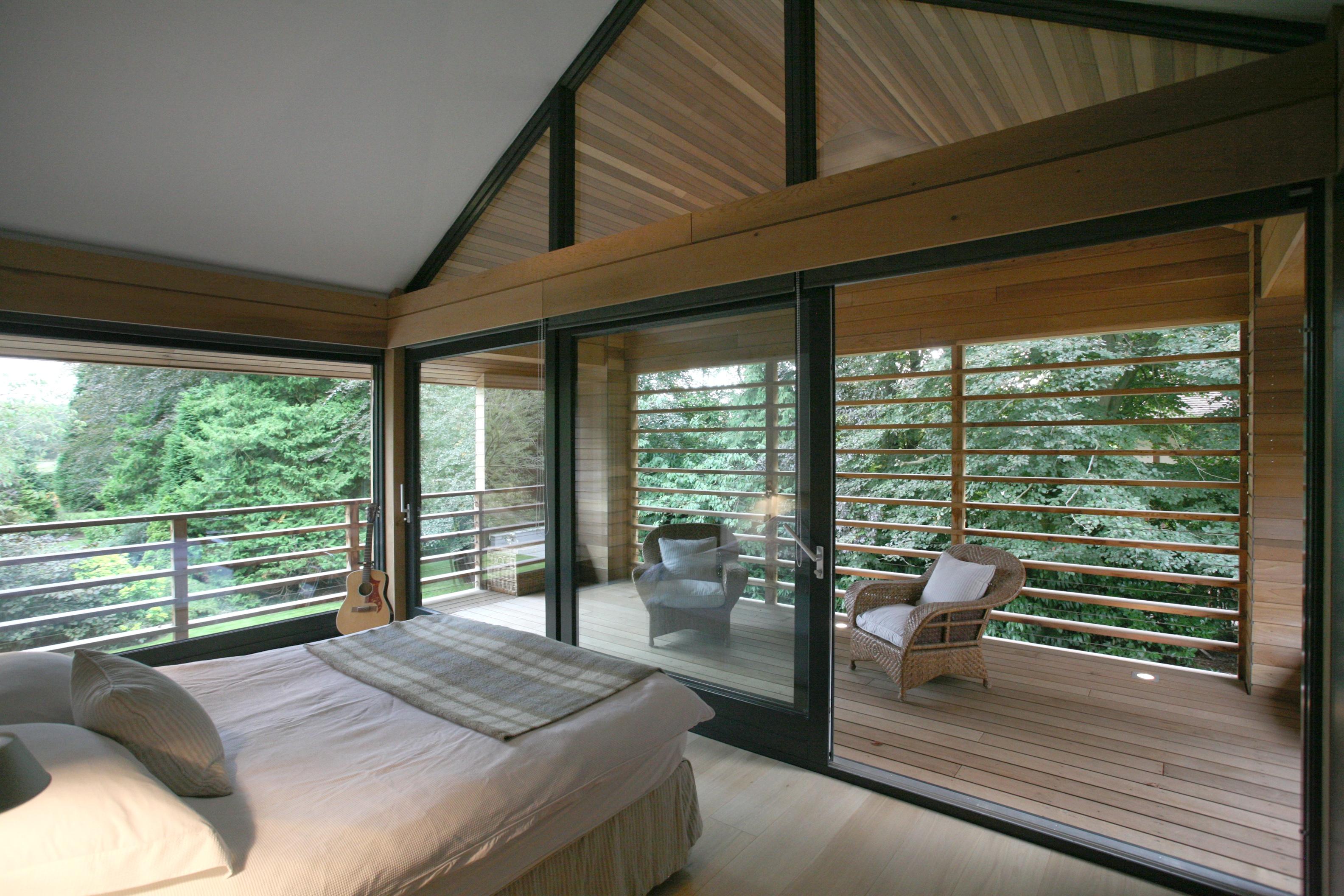 knutsford house cheshire contemporary architecture nicolas tye architecture. Black Bedroom Furniture Sets. Home Design Ideas