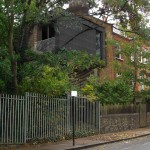 crouch end housing, north london