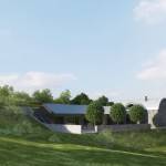 rushall barn, herefordshire
