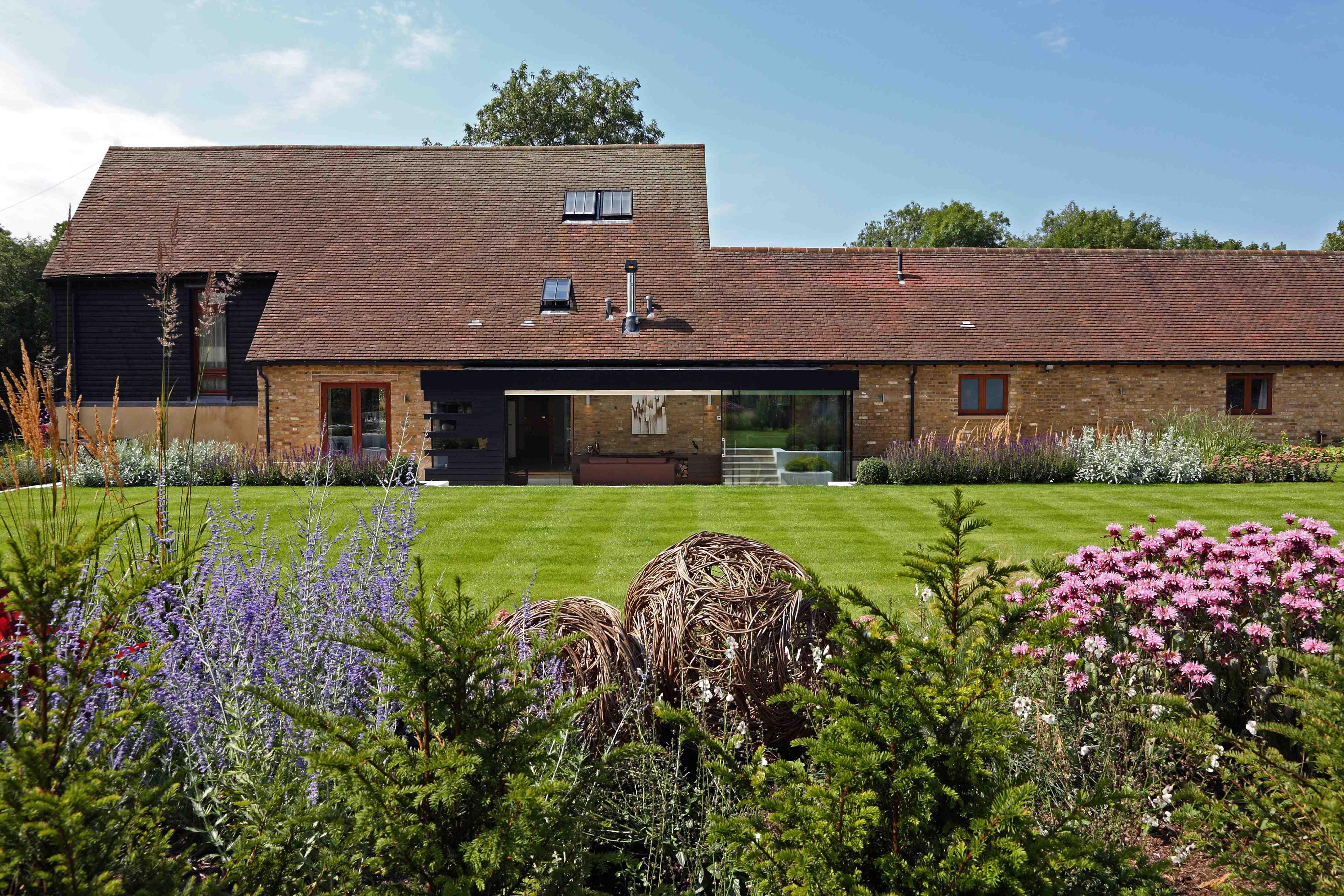 Great Amwell Barn Hertfordshire Nicolas Tye Architects