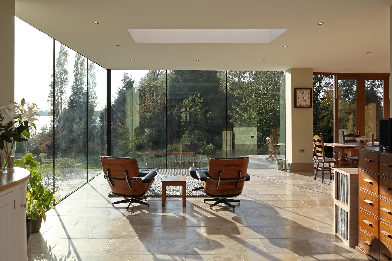 Grafham Water House Northamptonshire Nicolas Tye Architects