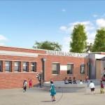 Lower School Entrance Area Enhancement