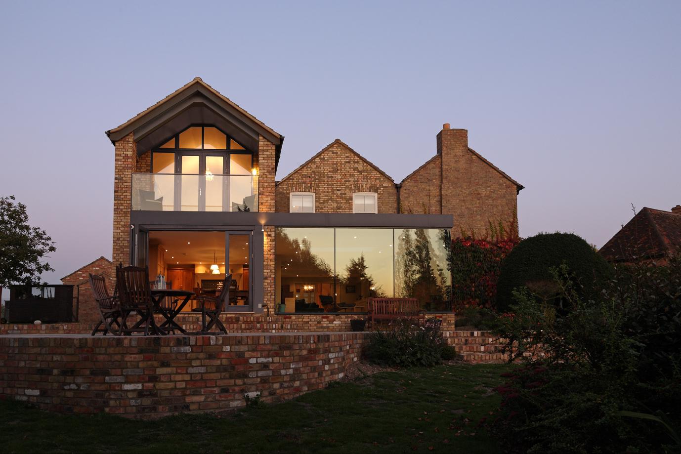 grafham water cambridgeshire nicolas tye architects development. Black Bedroom Furniture Sets. Home Design Ideas
