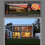 nicolas tye architects | autumn newsletter 2011