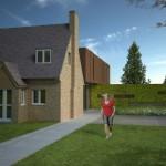 wyboston house, bedfordshire