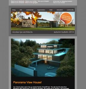 Autumn newsletter 2013