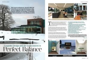 Life magazine- Stockgrove house
