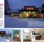Stockgrove house editorial in Selfbuild & Design magazine