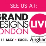 Grand Designs show in London, be there!
