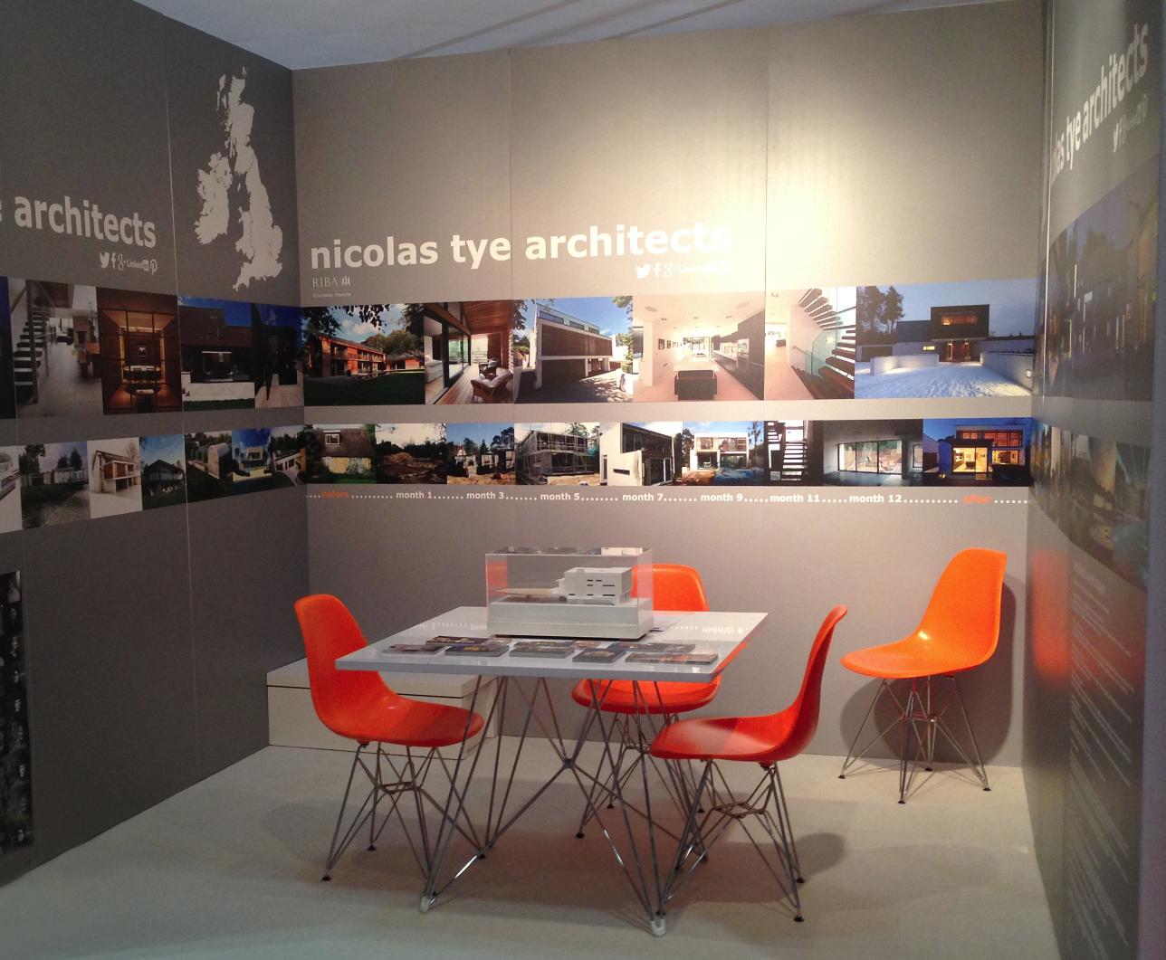 grand designs excel 2014 nicolas tye architects