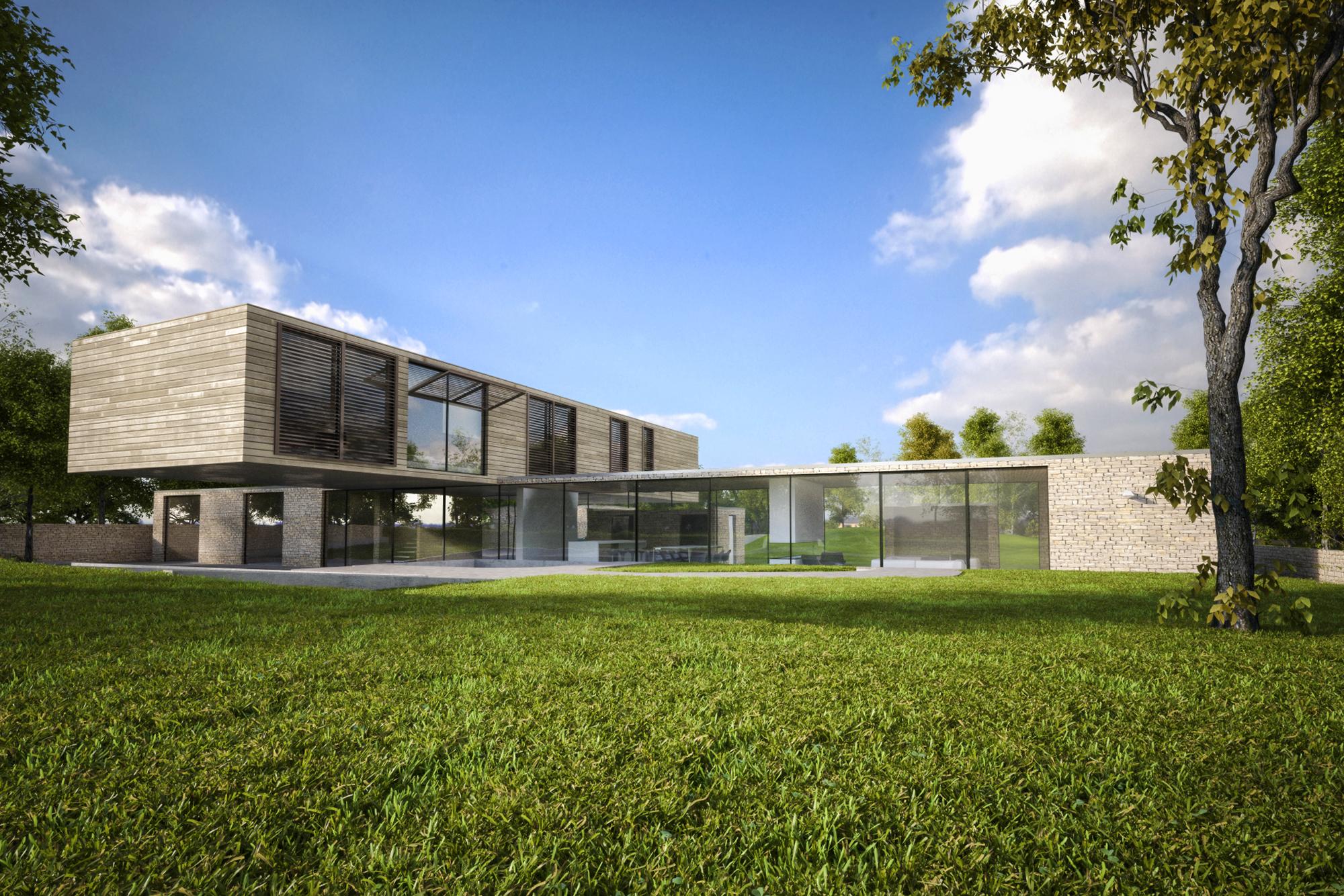 Oakley Buckinghamshire Nicolas Tye Architects