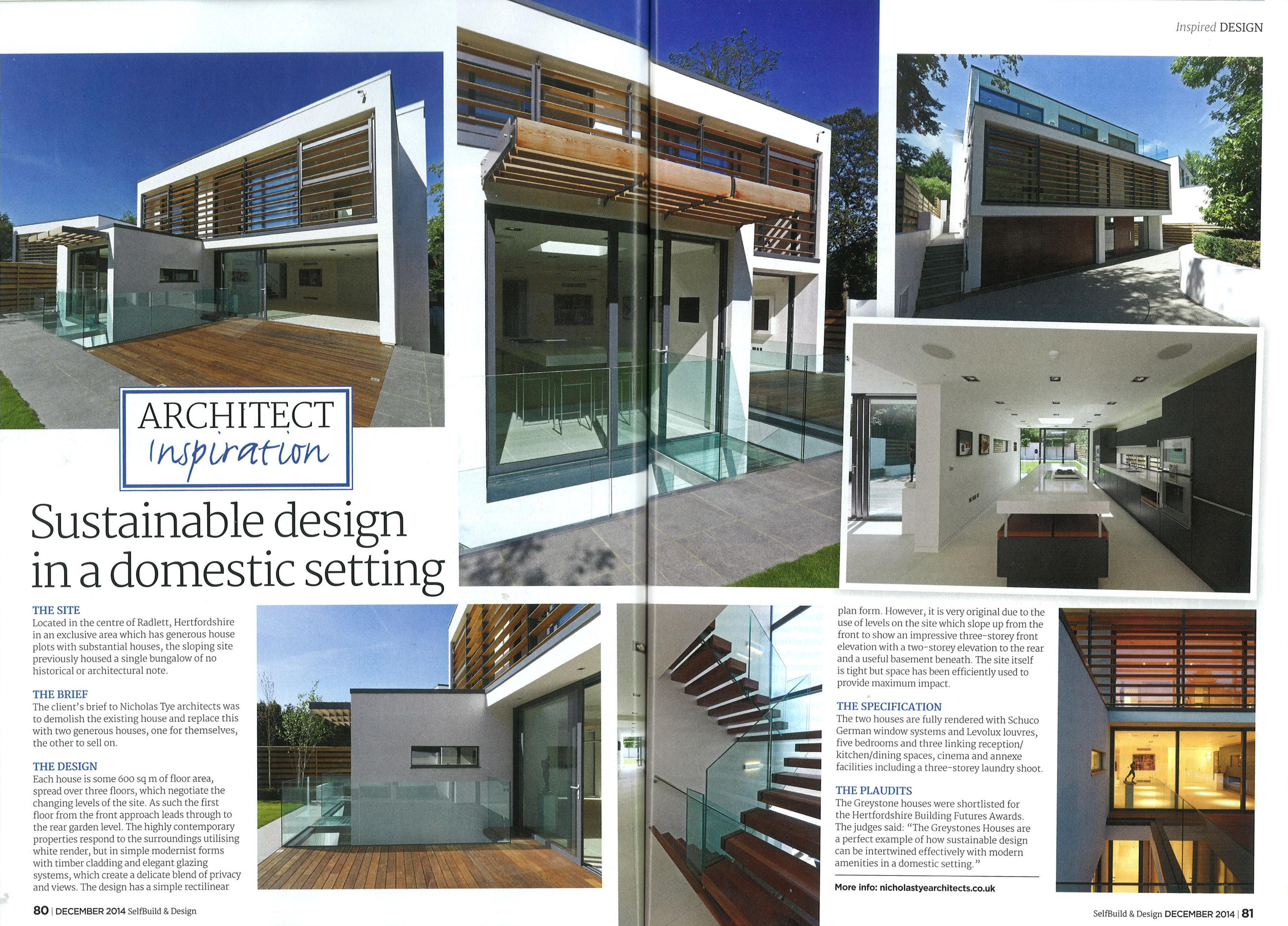 selfbuild design december 2014 nicolas tye architects. Black Bedroom Furniture Sets. Home Design Ideas