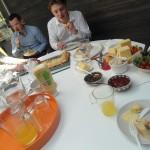 Team lunch
