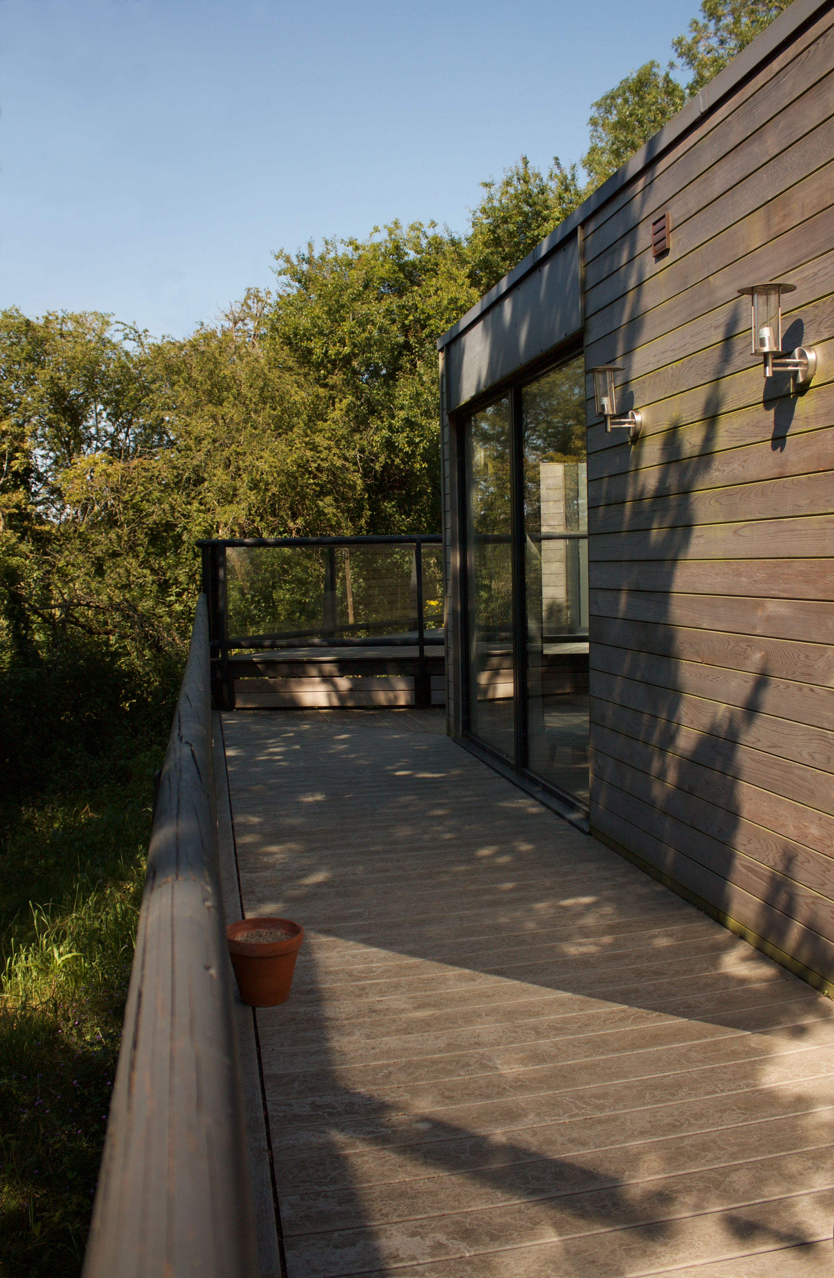 Eco Lodges Clophill Nicolas Tye Architects