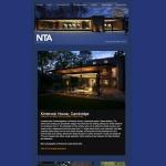 Nicolas Tye Architects- Autumn Bulletin 2016