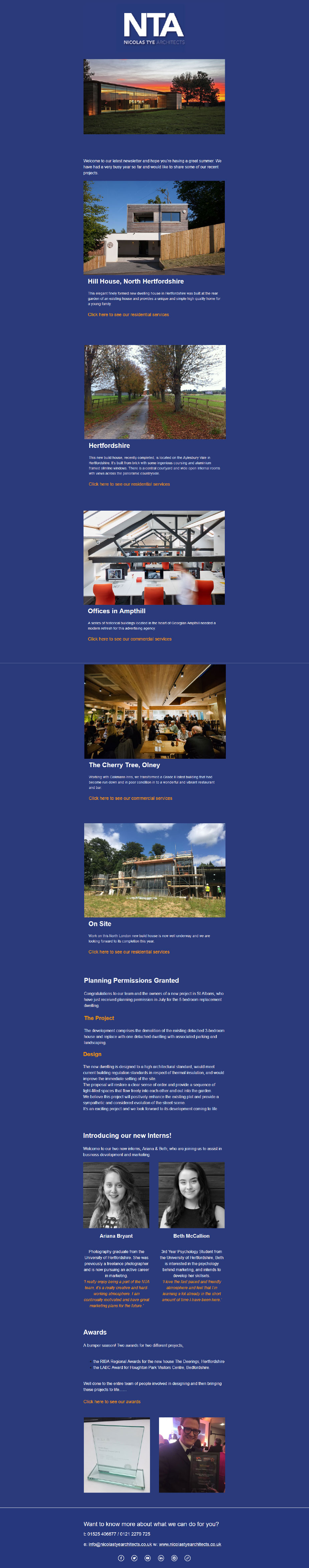 nicolas tye architects uk architecture blog homes commercial