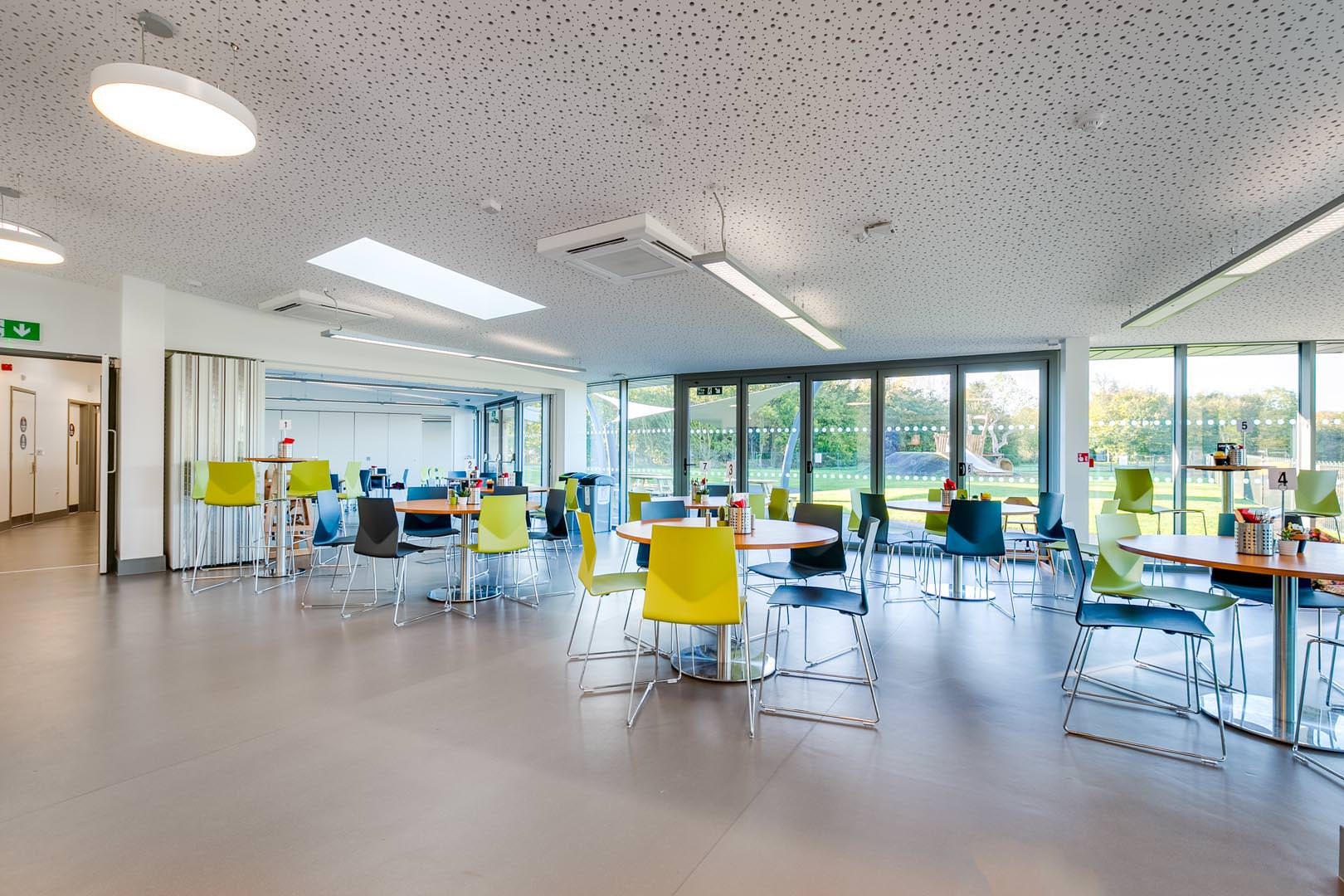 Houghton Hall Visitors centre-13