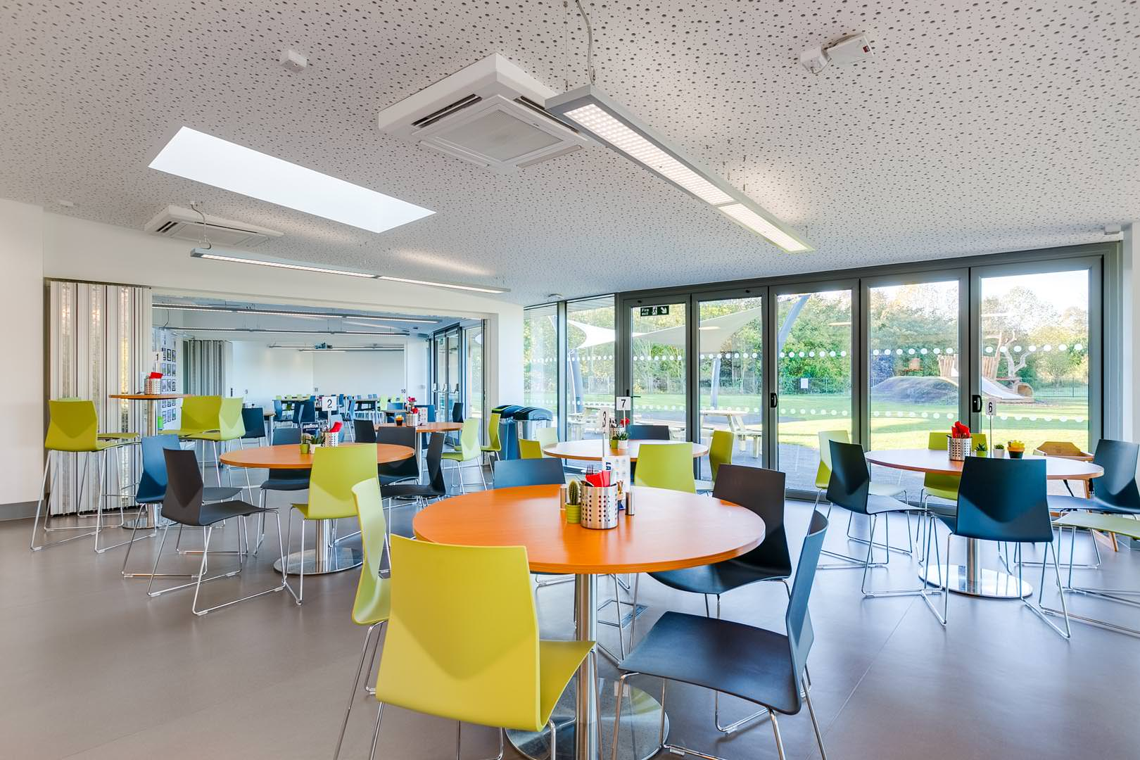 Houghton Hall Visitors centre-18