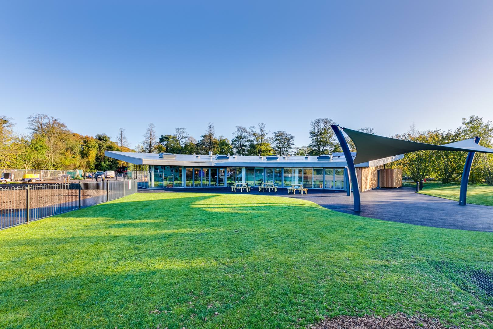 Houghton Hall Visitors centre-4