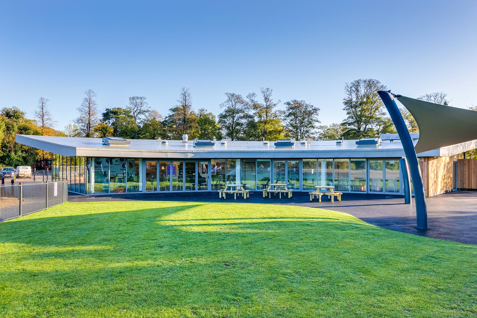 Houghton Hall Visitors centre-5