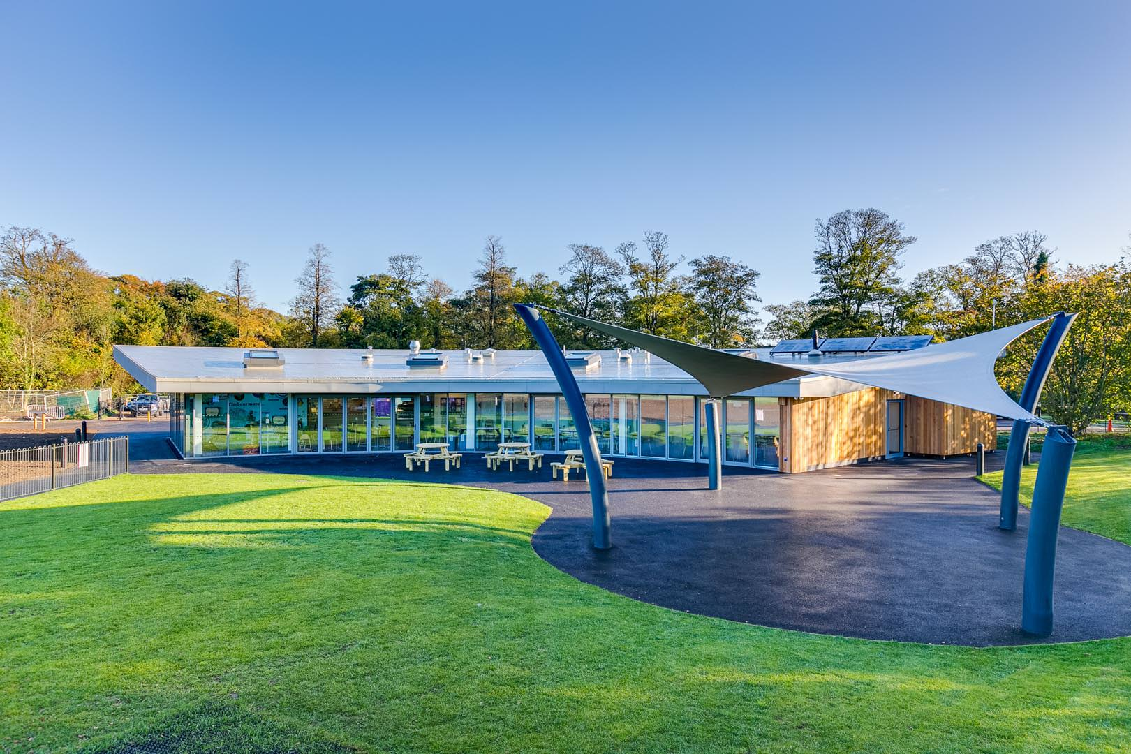 Houghton Hall Visitors centre-7