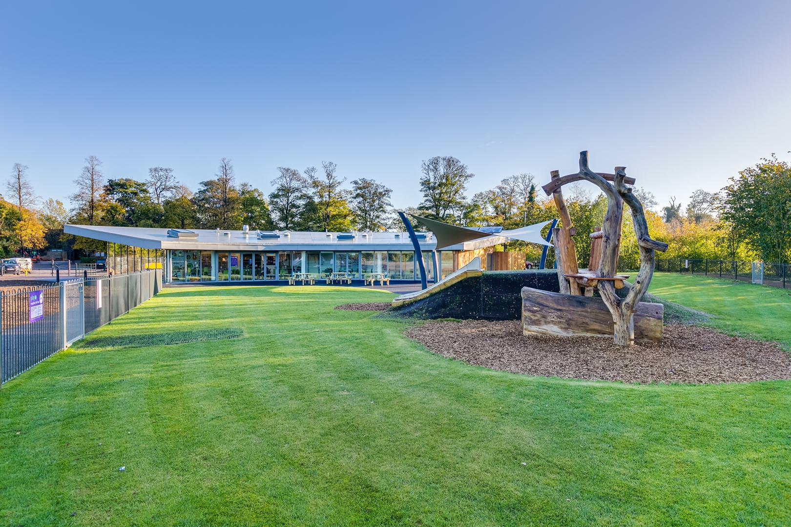 Houghton Hall Visitors centre-8