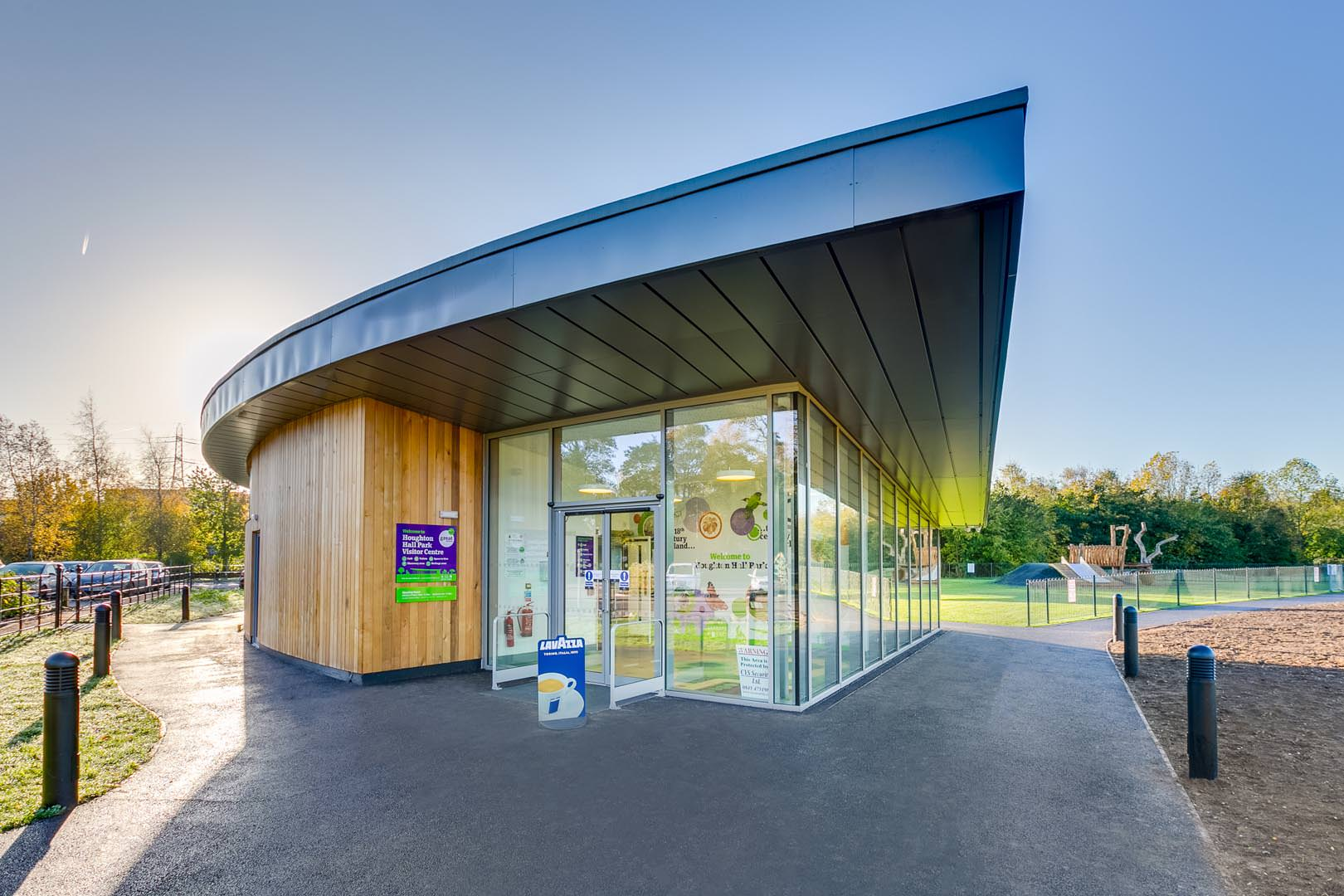 Houghton Hall Visitors centre46