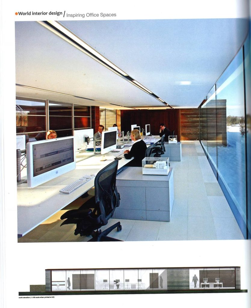 Book – Inspiring Office Spaces