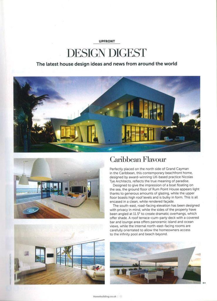 Rum Point – Homebuilding Magazine
