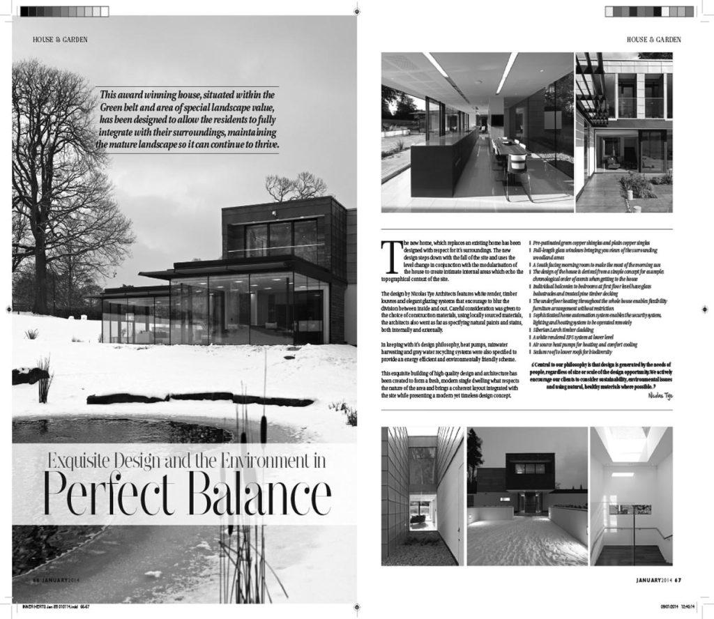 Leighton Buzzard House – House & Garden Magazine