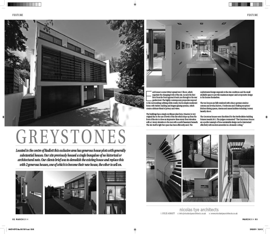 Greystones – Inner Herts Magazine