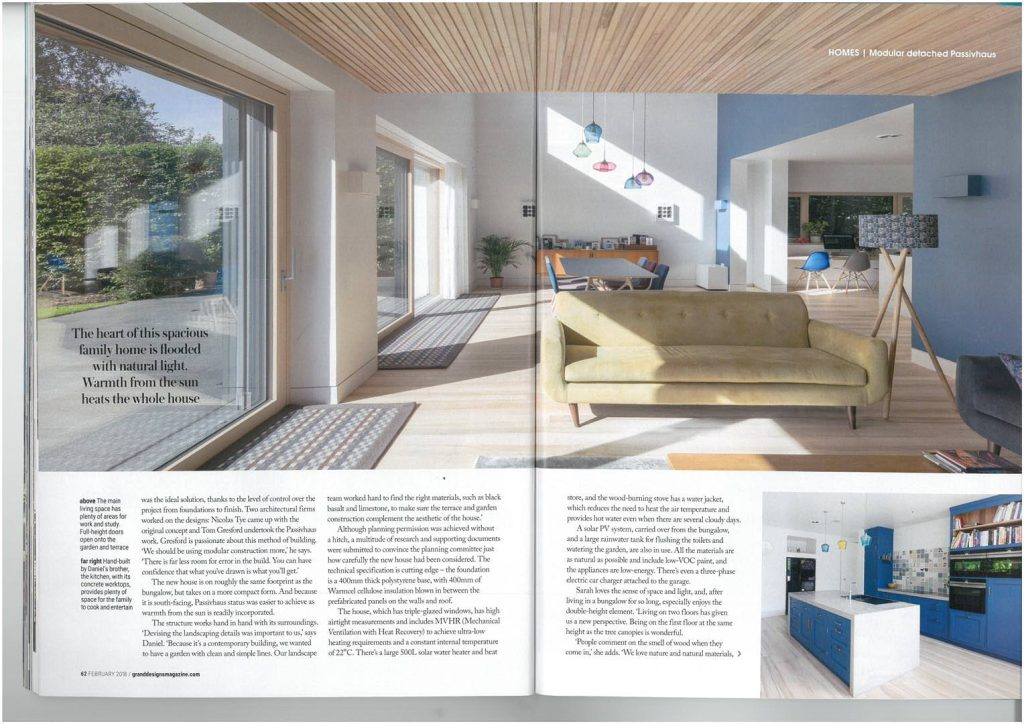 Harpenden House – Grand Design Magazine