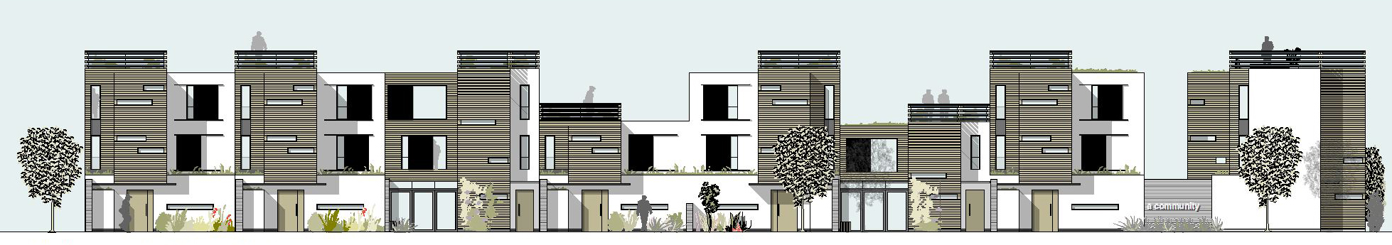 balham street elevation
