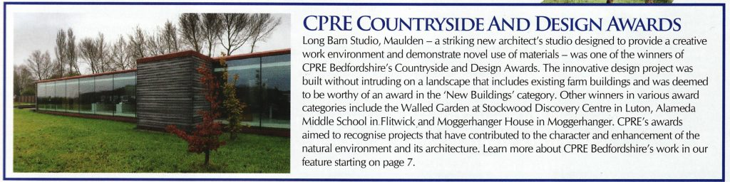 The Long Barn – CPRE Feature