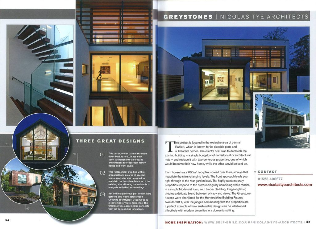 Greystones – Selfbuild Magazine